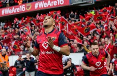 Munster confirm that Zebo is returning to his native province this summer