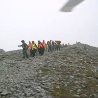 VIDEO: Here's how the Air Corps rescued a climber from Croagh Patrick