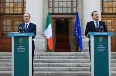 'Lots to be positive about': Ireland 'on track' to ease restrictions on 4 May, says Varadkar