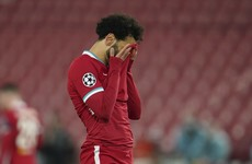 Liverpool's most obvious problem was exposed again last night