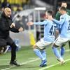 Maturing Foden delights Guardiola as Man City reach semi-finals