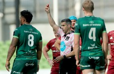 Red-card sub and captain's challenge among new laws to be trialled during Rainbow Cup