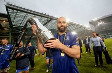 Leinster's Scott Fardy has announced he will retire this summer