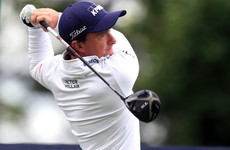 Paul Dunne is six shots off the lead after opening round of Austrian Open