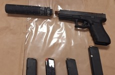Gardaí seize firearm and four magazines in Dublin