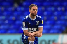 Ipswich Town spell looks set to end for Ireland's Alan Judge