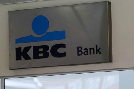 File image of KBC bank in Dublin.