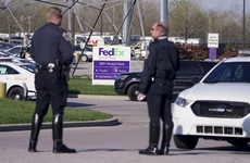 Eight people killed and multiple injuries after gunman opens fire at FedEx facility in US