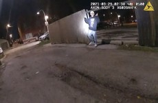 Chicago Police release footage of officer fatally shooting 13-year-old boy