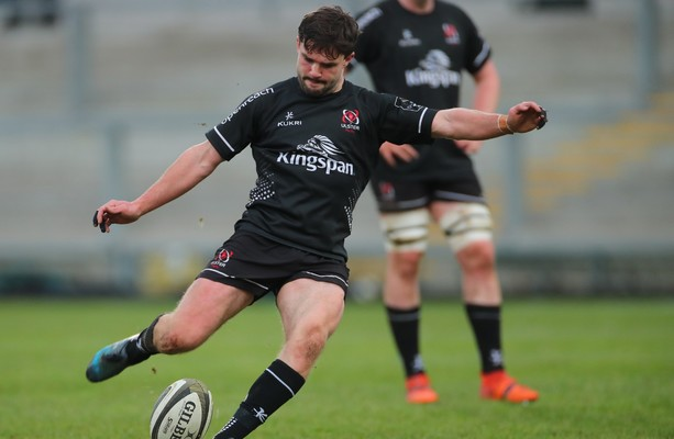 Ulster out-half joins English championship outfit on short-term loan
