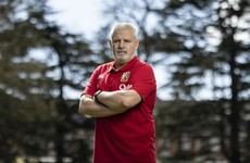 British and Irish Lions for Jersey training camp ahead of South Africa tour
