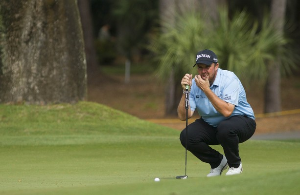 Five birdies and an eagle - Shane Lowry lights up RBC Heritage with a 65