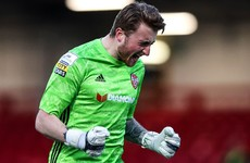 Ronan Boyce's first senior goal saves Derry from another defeat