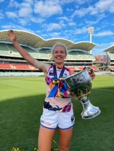Tipperary's O'Dwyer crowned AFLW champion after win with Brisbane Lions