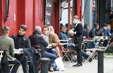 Regulations drafted to waive restaurant street furniture fees nationwide this year
