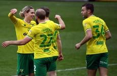 Bournemouth crash Norwich's Premier League promotion party, James Collins scores Luton's winner to dent Watford hopes