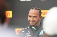 Hamilton scores 99th pole position of his career in Imola qualifying