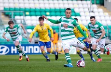Unbeaten Rovers snatch injury time winner against newly promoted Longford