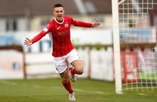17-year-old Leaving Cert student's first senior goal sees Sligo Rovers past Finn Harps
