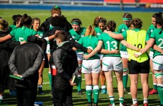 'We're better than the scoreline reflects' - Ireland looking to third-place play-off after 41-point defeat