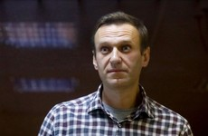 Alexei Navalny 'could die at any moment', doctor says, as hunger strike continues