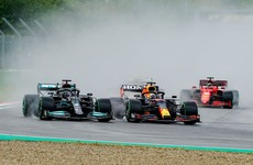Verstappen wins, Hamilton second in chaotic Emilia Romagna Grand Prix at Imola