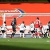 Eddie Nketiah nets late equaliser as Arsenal hit back against sorry Fulham