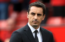Gary Neville 'absolutely disgusted' by European Super League plans