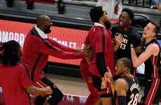 Bam Adebayo buzzer-beater gives Miami Heat win over Brooklyn Nets