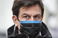 Mercedes boss Toto Wolff dismisses 'bull***t' crash claim by George Russell