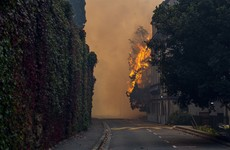 Wildfire at Cape Town's Table Mountain brought under control after forcing evacuations