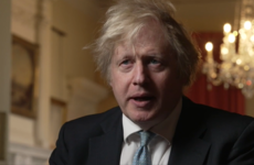 Boris Johnson says he doesn't see an Irish border poll happening for 'a very, very long time'