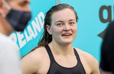 McSharry and Wiffen qualify for the Olympics on opening day of national swimming trials