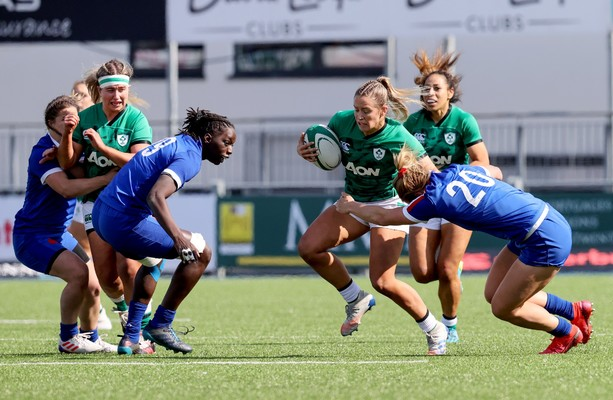 'Stacey's got buckets of talent. She really can do it all' - the 7s star making an impact at 15s with Ireland