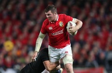 'I haven't played enough' - O'Mahony feels another Lions tour is out of reach