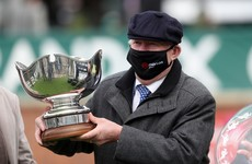 Alex Ferguson's Aintree winner set to run in Punchestown Gold Cup