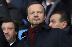 Ed Woodward resigns as Manchester United executive vice-chairman