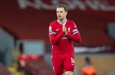 'We don't want it to happen' - Henderson leads Liverpool players in united front against Super League