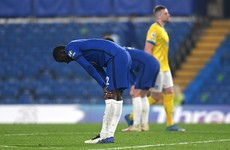 Chelsea held to drab draw on turbulent night off the pitch at Stamford Bridge