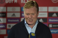 'Most important for them is the money' - Barcelona boss Koeman slams Uefa