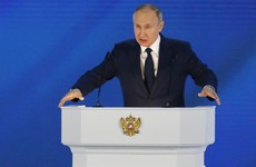 Putin warns Russia's enemies they 'will feel sorry for their deeds'