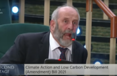 Minister hits out at rural TDs for heckling during Climate Action Bill speech