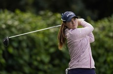 Maguire four shots off the lead in Los Angeles after first round on LPGA Tour