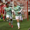 Leigh Griffiths leaves it late as Celtic snatch draw at Aberdeen