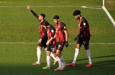 Bournemouth consolidate Championship play-off spot as Reading's promotion hopes suffer blow