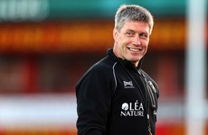 O'Gara signs new three-year deal to stay with La Rochelle until 2024