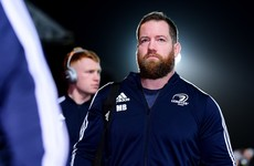 Leinster's Michael Bent confirms retirement at end of the season
