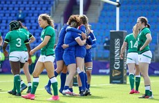 'We're in 2021 and it's not clear to me as a rugby person who's going to drive Irish women's rugby'