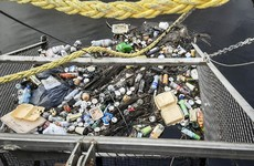New 'sweeper' boat to collect rubbish and plastic from the River Liffey four days a week