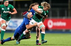 'She's got things she can still work on' - Griggs on omission of former Ireland captain for Italy clash